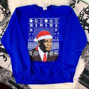 Sweaters Michael Jordan Crying Meme Ugly Christmas Sweater Poshmark